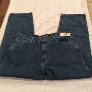 Nautica Mens Easy Fit Jeans